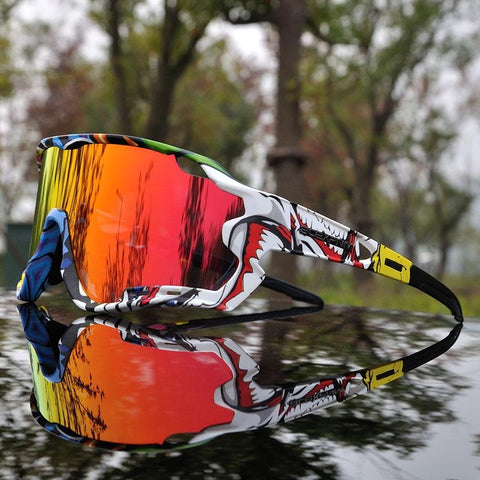 2020 New Polarized  Cycling Glasses - Sanlsky