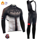 2020 Northwave Pro Team Winter Cycling Set - Sanlsky