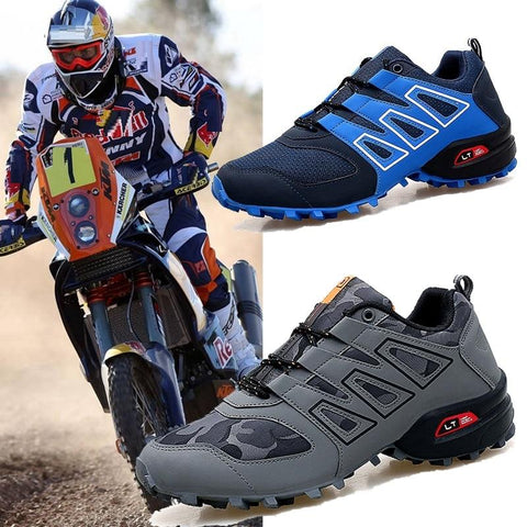 Men Bicycle Shoes Breathable shoe Men - Sanlsky