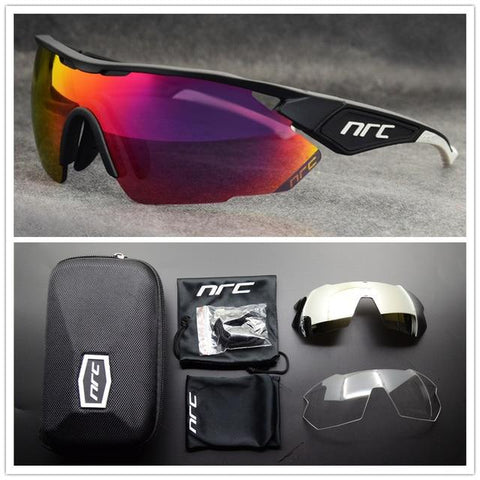 Top TR90 UV400 Sports Sunglasses - Sanlsky