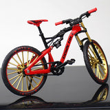 1:10 Mini Alloy Mountain Bicycle Model