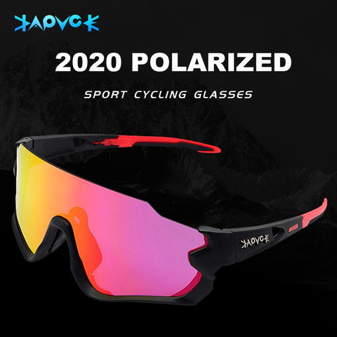2020 New Cycling Glasses (5 lens set)