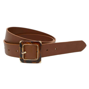 Handmade Leather Ladies Belt