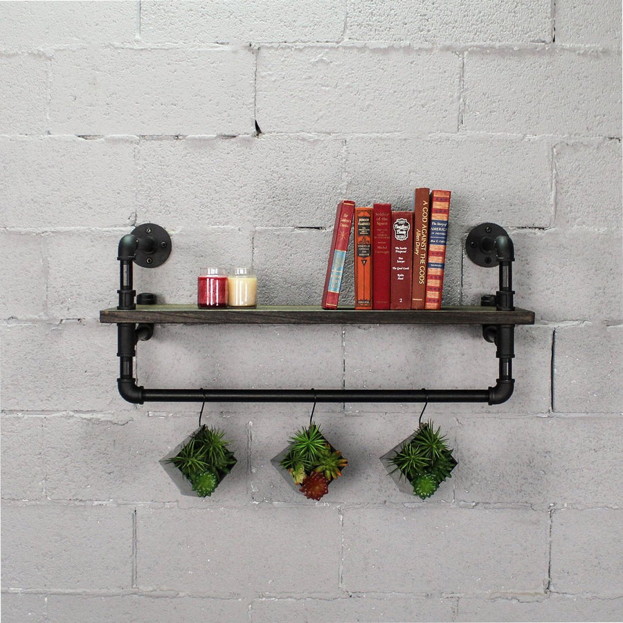 Ann Harbor Wide Shelf Rack