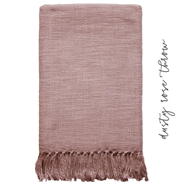 Hand Woven Throws