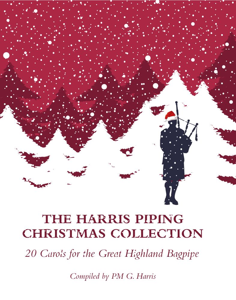 Harris Piping Christmas Collection Volume 1