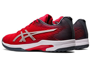 Asics Solution Speed FF Shoes - Classic Red/Pure Silver