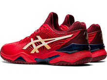 Load image into Gallery viewer, Asics Court FF 2 Shoes - Classic Red/White