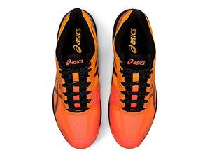 Asics COURT SPEED FF L.E. Shoes - Flash Coral/Black