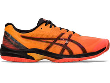 Load image into Gallery viewer, Asics COURT SPEED FF L.E. Shoes - Flash Coral/Black