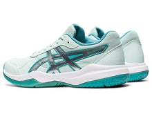 Load image into Gallery viewer, Asics Gel-Game 7 GS Shoes - Bio Mint/Pure Silver