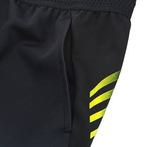 Li-Ning Men`s Shorts, Standard Black