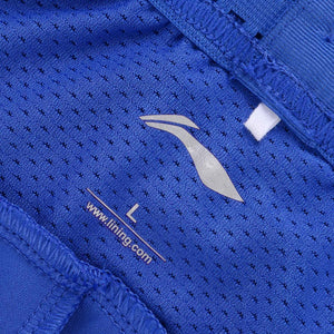 Li-Ning Men`s Shorts, Gulf Blue