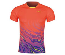 Load image into Gallery viewer, Li-Ning Men's T-Shirt, Flashing Orange