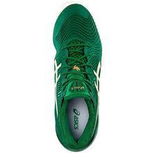 Load image into Gallery viewer, Asics Court FF Novak Shoes - Kale/White