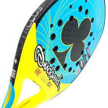 Load image into Gallery viewer, Quicksand Silver Club 2020 Beach Tennis Racket