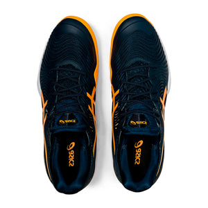 Asics Court FF 2 Shoes - French Blue/Amber