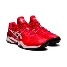 Load image into Gallery viewer, Asics Court FF Novak L.E. Shoes - Classic Red/White