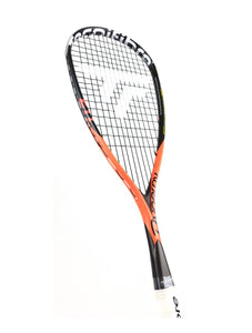 Tecnifibre Dinergy 117 Red Squash Racket