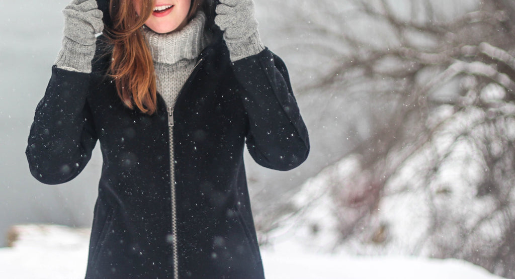 Soft and glowing skin in the winter? I've got some tips for you.