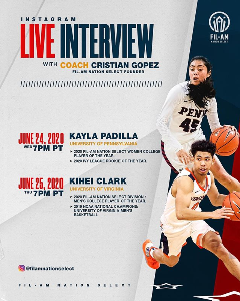 Live Interview with Kayla Padilla and Kihei Clark