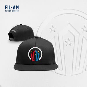 Snap-Back FIl-AM Nation Select Hats