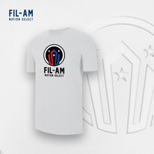 Load image into Gallery viewer, Fil-Am Nation Select Logo T-Shirt