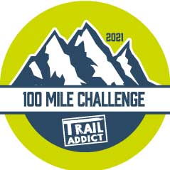 100 Mile Hiking Challenge 2021