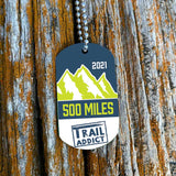 500 Mile Hiking Challenge 2021