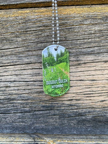 Dugout Gulch Dog Tag