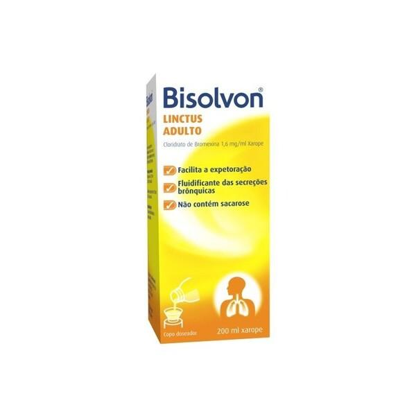 Bisolvon Linctus Adulto - 200ml