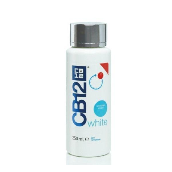 Cb12 White Menta Suave - 250 ml