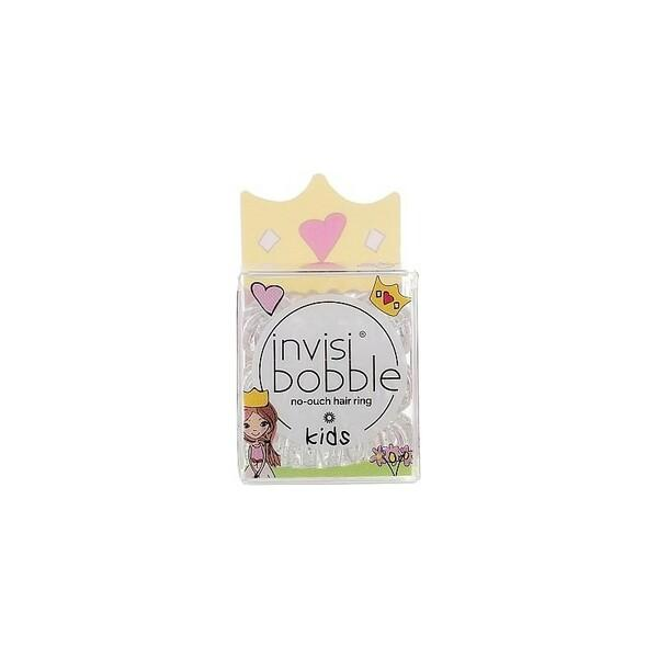 Invisibobble Princess Sparkle Kids - 3 unidades