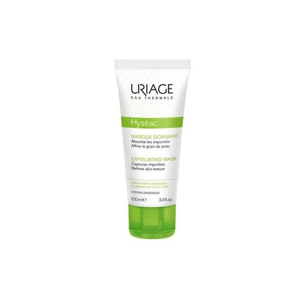 Uriage Hyséac Máscara Esfoliante - 100ml