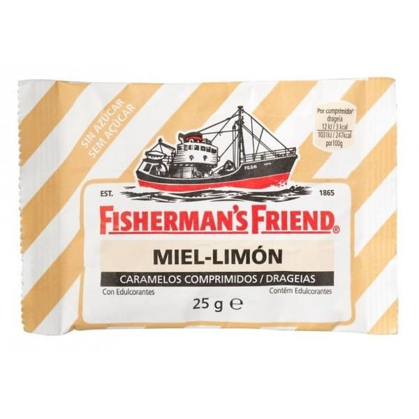 Fisherman's Friend Mel & Limao - 25g
