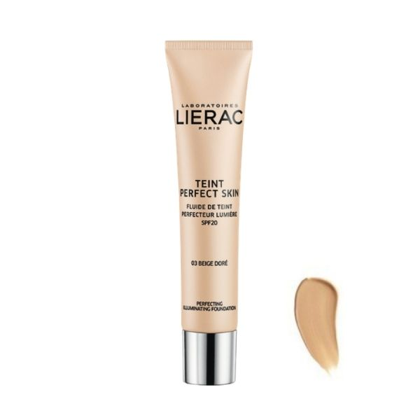 Lierac Teint Perfect Skin Bege Dourado - 30ml