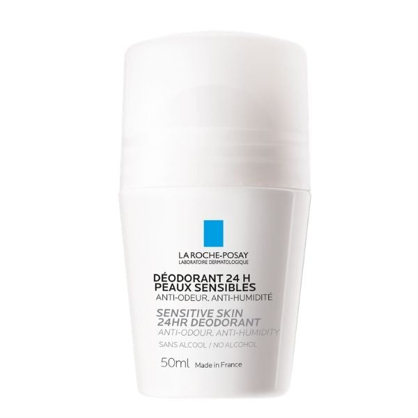 La Roche-Posay Desodorizante Fisiológico Roll-On - 50ml