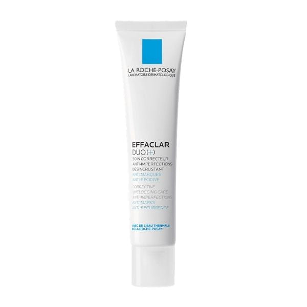 La Roche-Posay Effaclar Duo (+) Gel-Creme Anti-imperfeições - 40ml