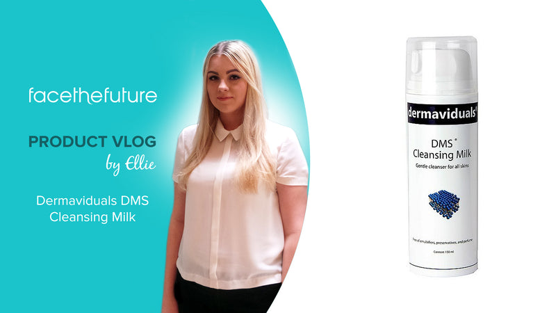 Watch Our Dermaviduals DMS Cleansing Milk Review