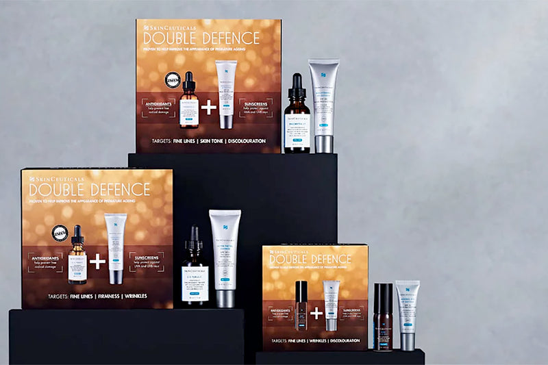 Double Defence Against Premature Ageing With SkinCeuticals
