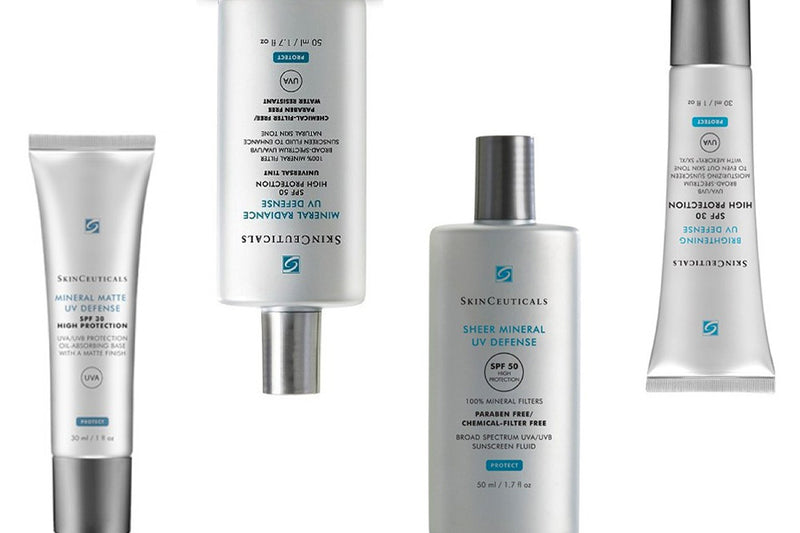 Which SkinCeuticals SPF Is Right For Me?