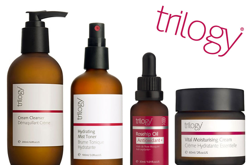 New In: Trilogy Organic Skincare