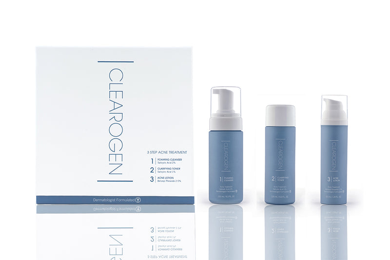NEW IN: Clearogen Anti-Blemish System