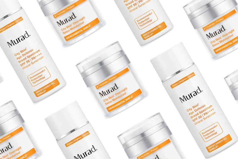 New In: Murad City Skin