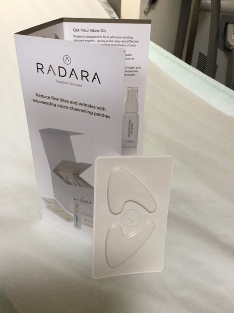 What's Hot in Clinic This Month: Radara Skincare System