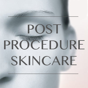 Post Procedure Skincare blog image