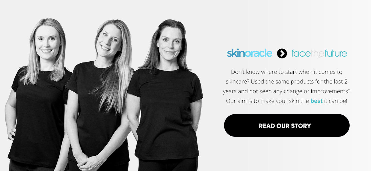 Skin Oracle is now Face the Future