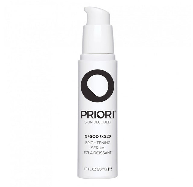 PRIORI Brightening Serum Q+SOD fx220