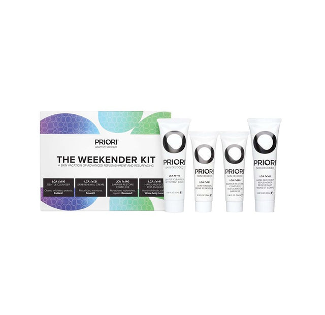 PRIORI The Weekender Kit