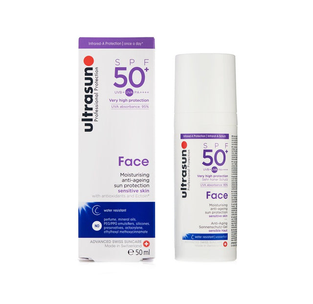 Ultrasun Face SPF 50+ 50ml